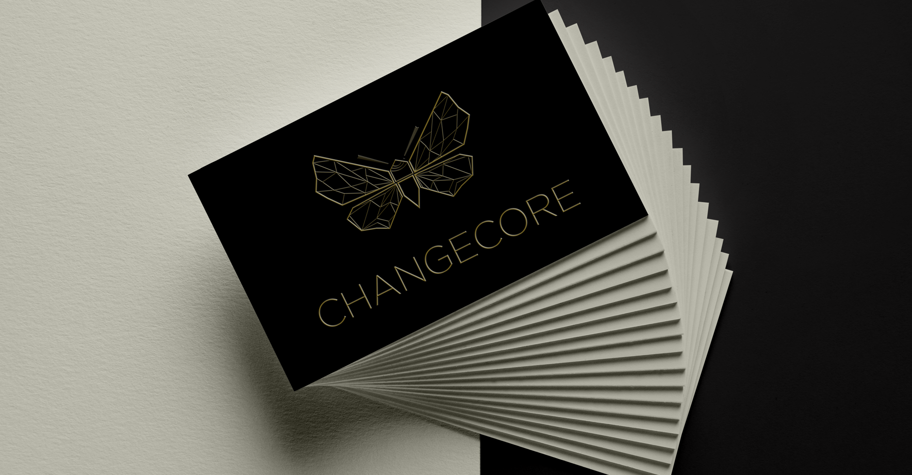 Case study changecore business consultants graphic design logo brand case study changecore business consultants graphic design logo brand identity business cards reheart Image collections