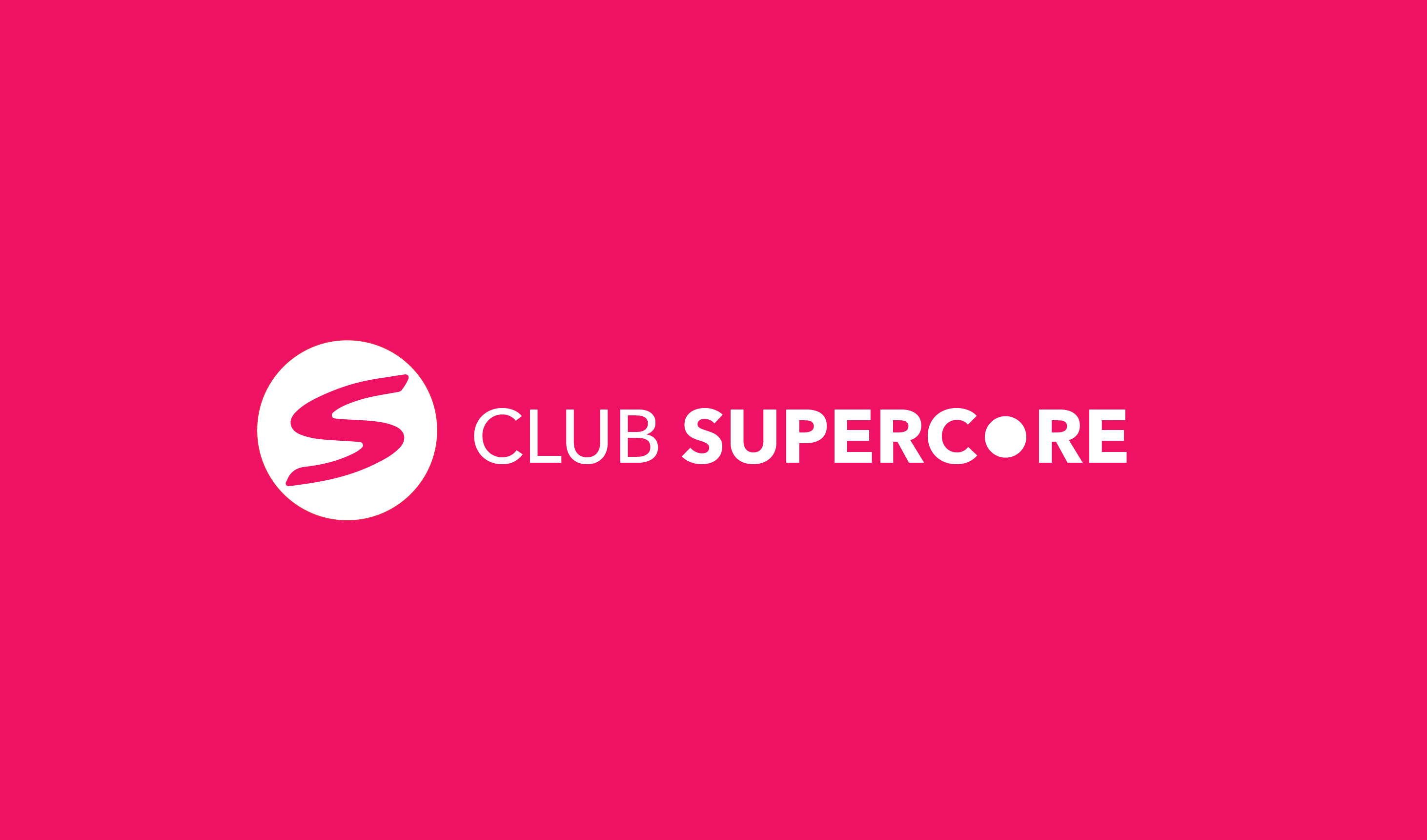 Logo Design for Club Supercore in Cape Town
